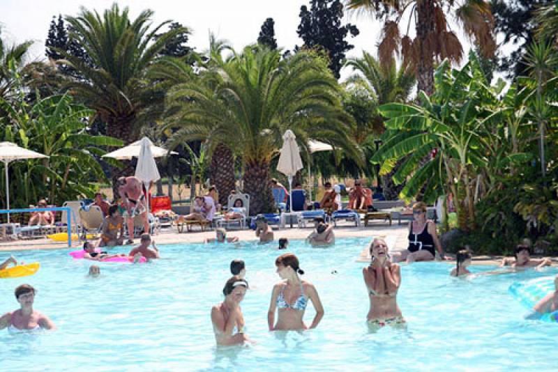 Hotel Sun Palace - Kos stad - Kos
